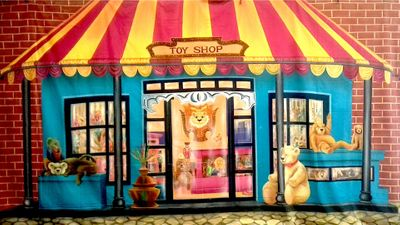 The Toy Shop Poster