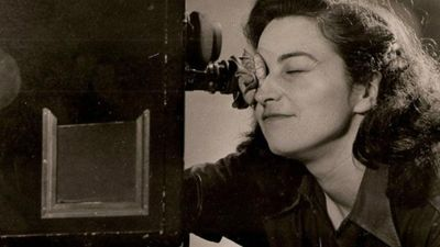 Women Make Film: A New Road Movie Through Cinema Poster