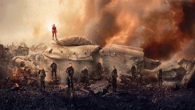 Die Tribute von Panem - Mockingjay Teil 2 Poster