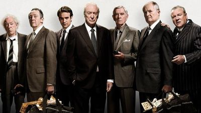 King of Thieves Poster