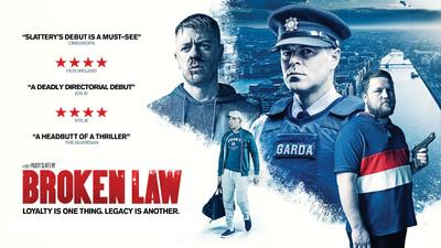 Broken Law Poster