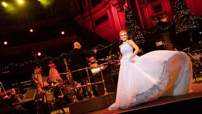 Katherine Jenkins: Christmas Spectacular from the Royal Albert Hall Poster