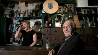 The Irish Pub Poster