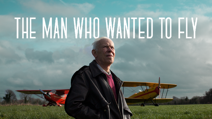 The Man Who Wanted to Fly Poster
