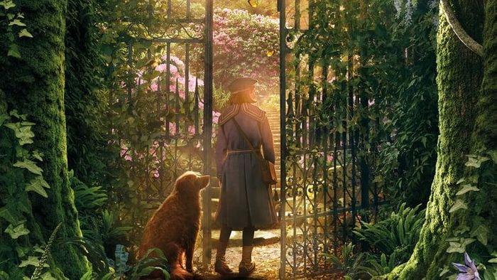 Der geheime Garten Poster