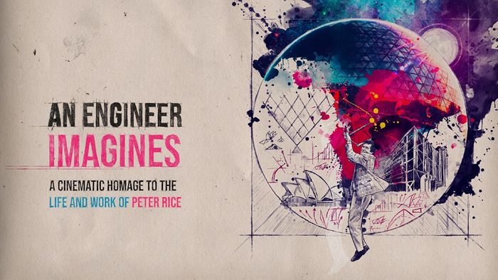 An Engineer Imagines Poster