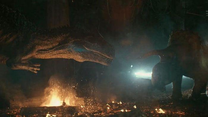 Jurassic World: Battle at Big Rock Poster