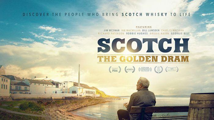 Scotch: The Golden Dram Poster