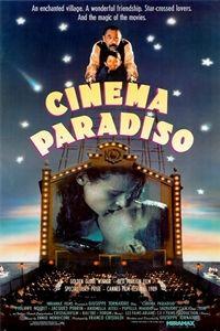 Cinema Paradiso (Nuovo Cinema Paradiso) (1988) Logo