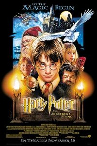 Harry Potter and the Philosopher's Stone (20th Anniversary) Logo
