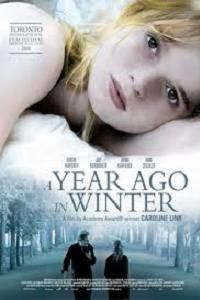 A Year Ago in Winter (Im Winter ein Jahr) Logo
