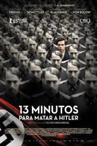 13 minutos para matar a Hitler Logo