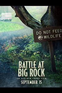 Jurassic World: Battle at Big Rock Logo