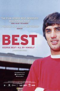 George Best: All By Himself Logo