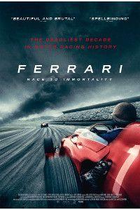 Ferrari: Race to Immortality Logo