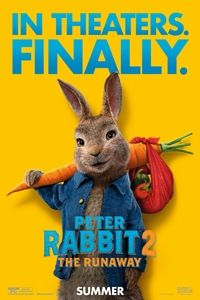 Peter Rabbit 2: The Runaway Logo