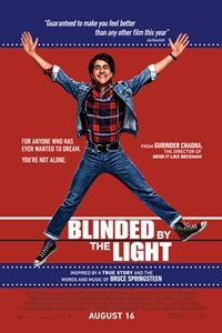 Blinded by the Light Logo
