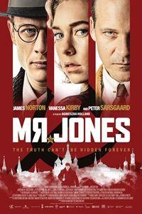 Mr. Jones Logo