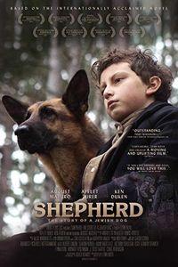 Shepherd: The Story of a Jewish Dog Logo
