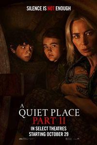 A Quiet Place Part II Logo