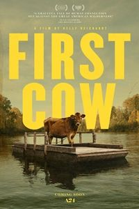 First Cow Logo