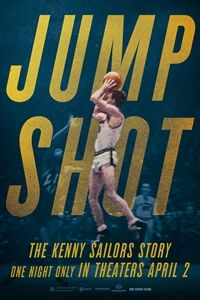 Jump Shot: The Kenny Sailors Story Logo