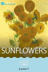 Exhibiton on Screen: Sunflowers Logo