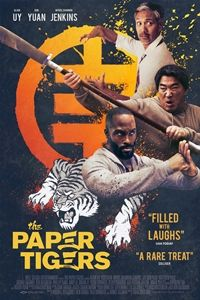 The Paper Tigers Logo