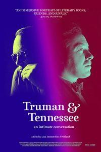 Truman & Tennessee: An Intimate Conversation Logo