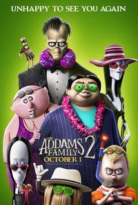 The Addams Family 2 Logo
