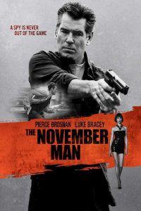 The November Man Logo