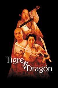 Tigre y dragón Logo