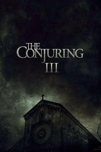 The Conjuring: The Devil Made Me Do It Logo