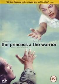 La princesa y el guerrero Logo