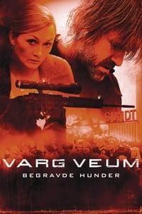 Varg Veum #6. Perros enterrados no muerden Logo