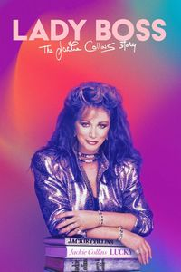 Lady Boss: The Jackie Collins Story Logo