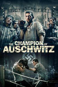 The Champion of Auschwitz  Logo