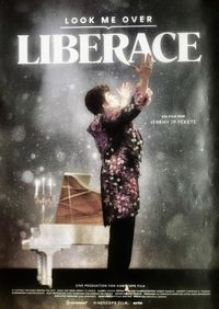 Look Me Over: Liberace Logo