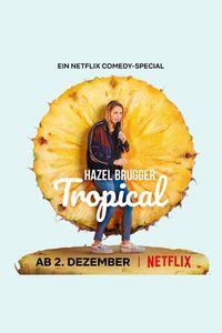 Hazel Brugger: Tropical Logo