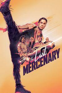 The Last Mercenary (Le dernier mercenaire) Logo