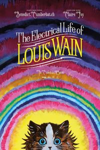 The electrical life of Louis Wain Logo
