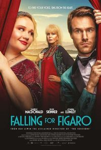 Falling for Figaro Logo