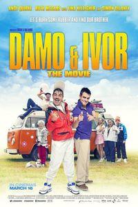 Damo & Ivor: The Movie Logo