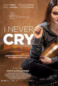 I Never Cry Logo