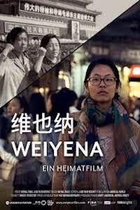 Weiyena – The Long March Home Logo