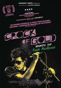 CROCK OF GOLD. BEBIENDO CON SHANE MACGOWAN Logo