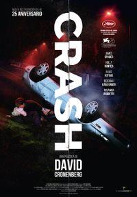 Crash (1996) Logo
