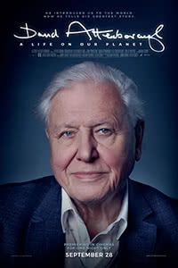 David Attenborough: A Life On Our Planet Logo