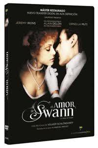El amor de Swann Logo