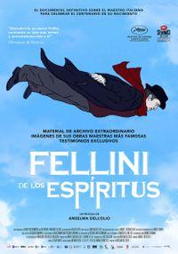 Fellini de los espíritus Logo